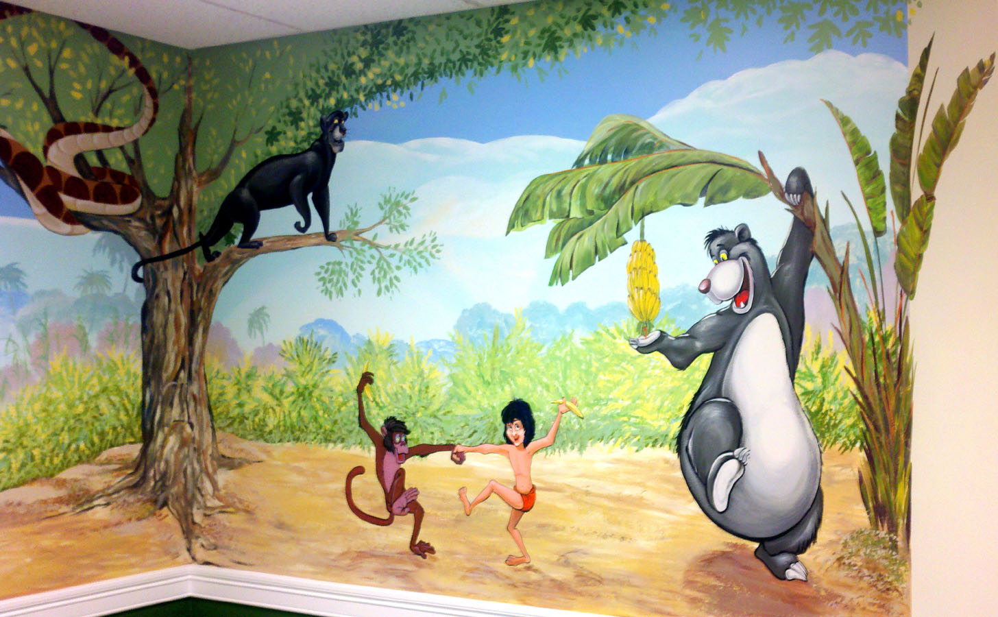 Murals2 also Wood Gates Cartoon furthermore For The Home additionally Nostomania likewise 70361. on old walls cartoon